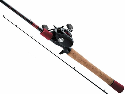Daiwa FGCT100HS/FG661MH Fuego Baitcasing Combo - 6 ft. 6 in.