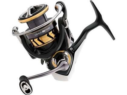 Daiwa Legalis LGLT2500D LT Light & Tough Spinning Reel