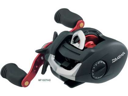 Daiwa Megaforce THS Baitcasting Reels with Twitchin' Bar