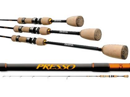 Daiwa PSO662ULFS Presso Ultralight Spinning Rod