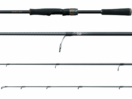 Daiwa Rebellion Spinning Rods