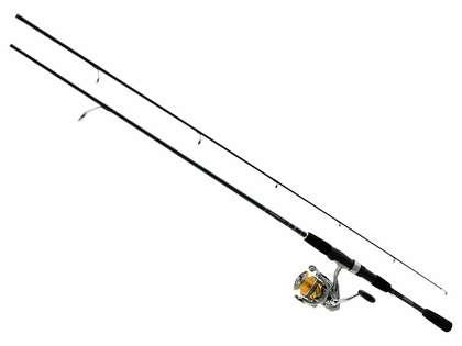 Daiwa REV20-4BI/G662L Revros Freshwater Spinning Combo - 6ft 6in
