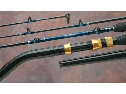 Daiwa Saltiga Dendoh Style Deep Drop Boat Rods