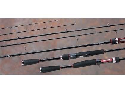 Daiwa Steez SVF Compile-X Bass Rods