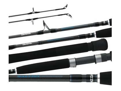 Daiwa STJ59XHF Saltist Boat Jigging Conventional Rod