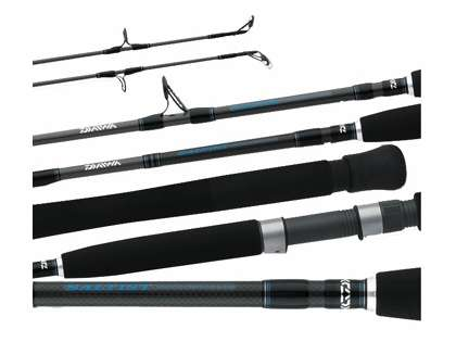Daiwa STJ66MHF Saltist Boat Jigging Conventional Rod