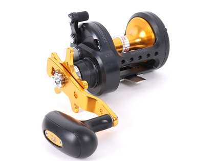Daiwa STTBG30H Saltist Black Gold Super High Speed Conventional Reels