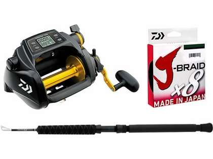 Daiwa Tanacom 1000 Kite Fishing Combos
