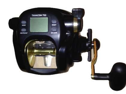 Daiwa TANACOM750 Tanacom 750 Power Assist Reel