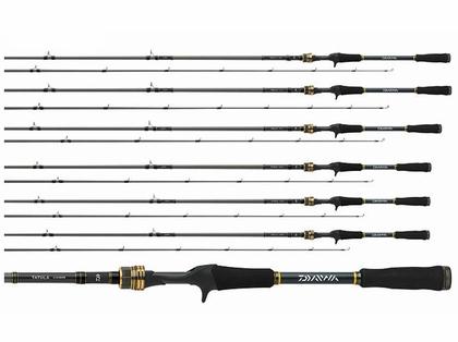 Daiwa TAT711MHXB Tatula Bass Trigger Grip Casting Rod