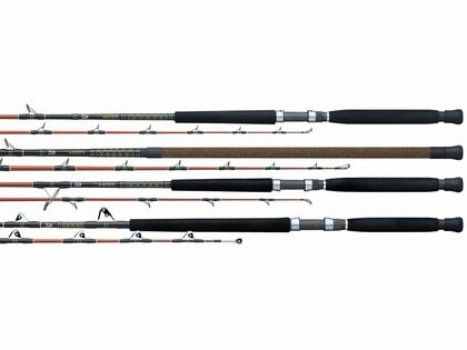 Daiwa VIPA6460M V.I.P. A Saltwater Conventional Rod - 6 ft.