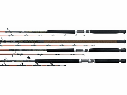 Daiwa VIPA865H V.I.P. A Saltwater Conventional Rod - 6 ft. 6 in.