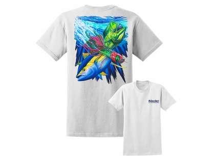 47a0bc4e36f David Dunleavy DDM8049 TD Mahi, Tuna, Lure SS Shirts | TackleDirect