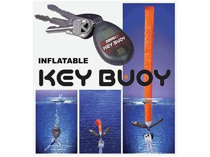 Davis 31949 Key Buoy Self-Inflating Key Fob