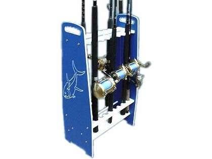 Deep Blue FS-18-IN Inshore Engraved Rod Rack