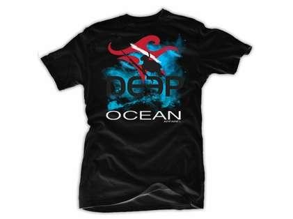 Deep Ocean Fathom T-Shirts