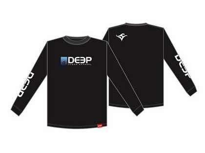 Deep Ocean Long Sleeve T-Shirts