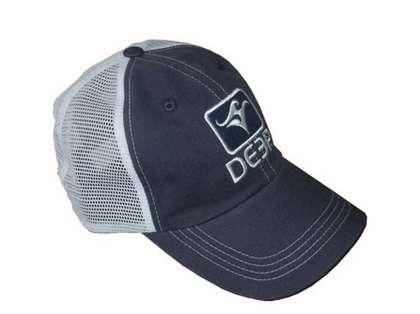 Deep Ocean Trucker Hat Blue