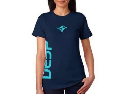 Deep Ocean Women's T-Shirts