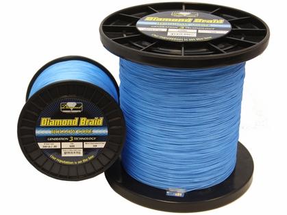 Diamond Braid Gen 3 Blue Hollow Core
