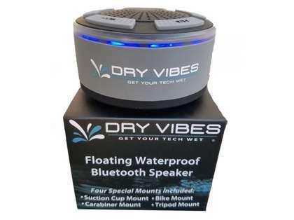 DryCASE DV-20 DryVIBES 2.0 Waterproof Speaker