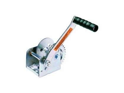Dutton-Lainson 600A Zinc TUFFPLATE Hand Ratchet Winch - 600 lb.