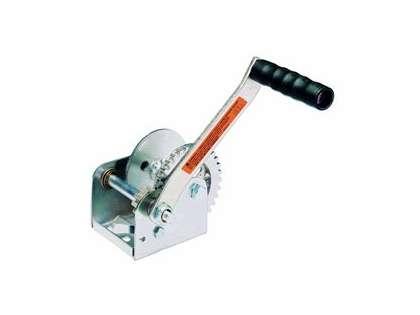 Dutton-Lainson 900A Zinc TUFFPLATE Hand Ratchet Winch - 900 lb.