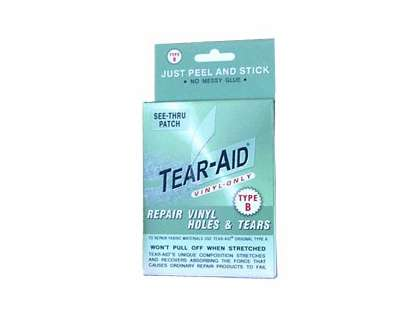 E-SeaRider Tear Aid Vinyl Repair Kit Type B