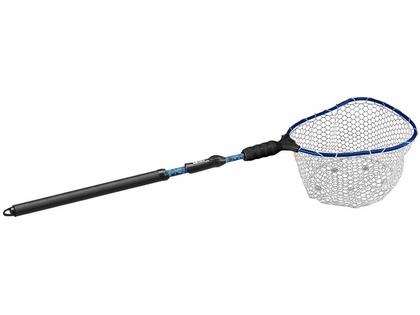 EGO Kryptek S2 Slider 75067 Medium Landing Net - Clear Rubber Mesh