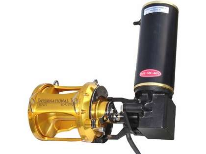 Elec-Tra-Mate 1380-GH Electric Reel Drive for Penn International