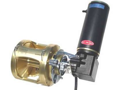 Elec-Tra-Mate 1380-GH Electric Reel Drive for Tiagra 80
