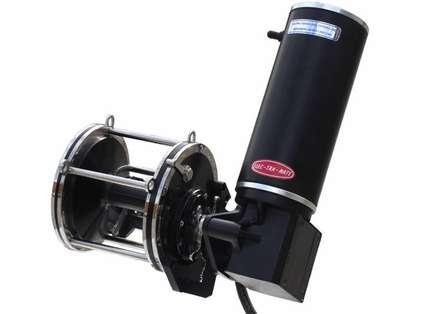 Elec-Tra-Mate 1412-GH Electric Reel Drive for Penn 116L 12/0