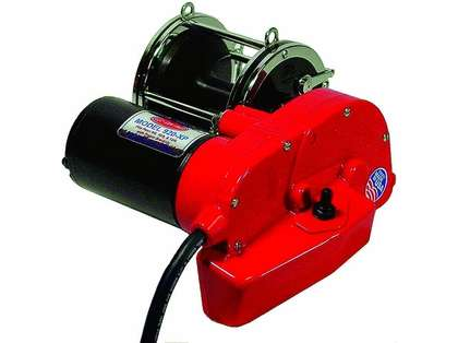 Elec-Tra-Mate 920-XP Electric Reel Drive for Penn 115L2 9/0 - Red