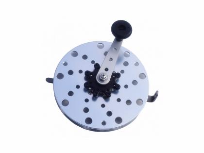 Elec-Tra-Mate ART-310 10in Anti-Reverse Pancake Teezer Reel