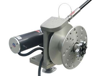 Elec-Tra-Mate Brute 2000 Electric Reel w/ 10in x 3in Spool