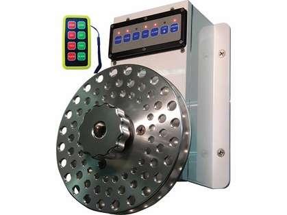 Elec-Tra-Mate TR-3012R Computer Controlled Single Spool Teezer Reel