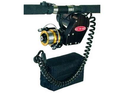 Elec-Tra-Mate 452-PTH Electric Spin Reel Drive w/Coil Cord