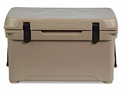 Engel ENG35-T DeepBlue Cooler Tan