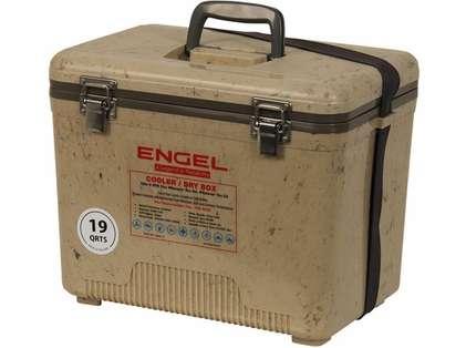 Engel UC19C1 Cooler/Dry Box 19Qt Grassland Camo