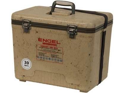 Engel UC30C1 Cooler/Dry Box 30Qt Grassland Camo