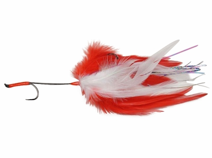 Enrico Puglisi Specials Apte & Enrico Billfish System Tail - White/Red