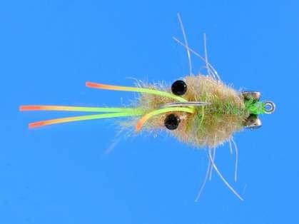 Enrico Puglisi Ascension Bay Crab Sand #1/0 Saltwater Fly
