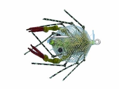 Enrico Puglisi Descendent Crab Saltwater Fly