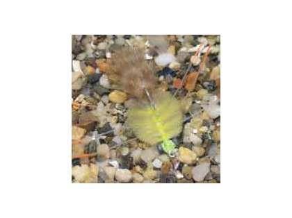 Enrico Puglisi EP Crab Golden Sand Saltwater Fly