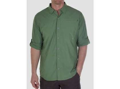 Exofficio 1001-1281 S11 8330 Men's Dryfly Flex L/S Shirt