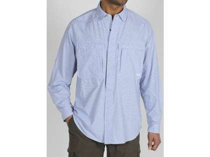 Exofficio 1101-5126 F11 3635 Men's Bugsaway Halo Check Shirt