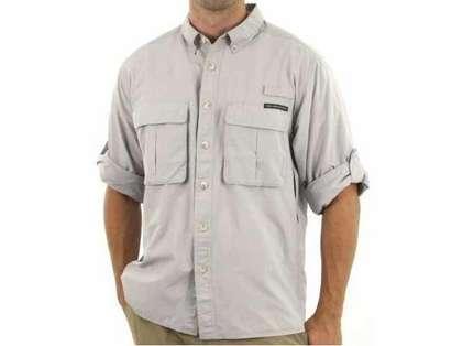 ExOfficio Men's Air Strip Lite Long-Sleeve Shirt