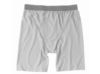 ExOfficio Men's Boxer Briefs White