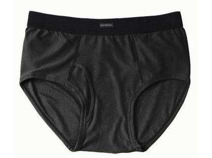ExOfficio Men's Briefs Black