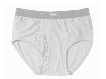 ExOfficio Men's Briefs White